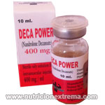 Deca Strong 400 - Nandrolona 400mg 10ml. Strong Power Lab.